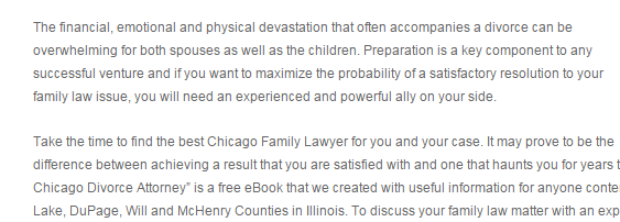 Prenuptial Agreement Attorney Glenview 60025 Illinois Chicago